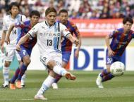 Football: Okubo helps Kawasaki maintain J-League title charge