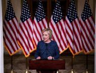 Clinton slams Trump supporters as 'basket of deplorables'