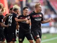 Football: Super-sub Pohjanpalo nets treble in Leverkusen win
