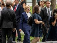 Hillary undergoing treatment for pneumonia, campaign says