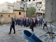 Syria opposition grouping demands truce deal 'guarantees'