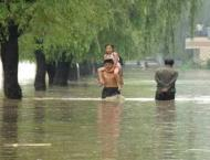 N. Korea flood death toll rises to 133 with 395 missing: UN