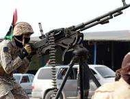 Rival force says it has seized third Libya oil port from unity go ..