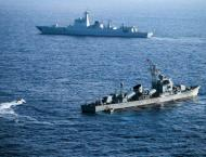 China, Russia to stage military drills in S.China Sea