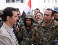 Syria army announces 7-day 'freeze' on operations during truce
