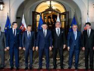 EU leaders seek unity after Brexit at Bratislava summit
