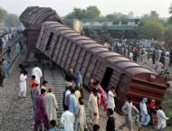 20 passengers of train accident discharged from hospital