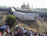 Case of train accident registered