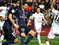 Football: French Ligue 1 result