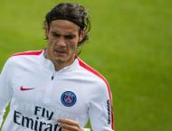 Football: Cavani hits quadruple in PSG romp