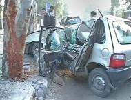 Minor girl killed in accident