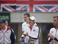 Tennis: Croatia edge ahead in Davis Cup semi-final