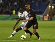 Football: Ben Arfa again stranded on PSG sidelines
