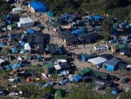 Migrant numbers in Calais 'Jungle' up 12%: NGOs