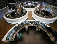 European stock markets downbeat at open