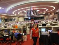 Hong Kong, Shanghai stocks close lower