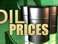 Oil drops with producers' meeting, US data on horizon