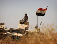 Iraq forces launch push on IS-held town