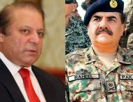 PM, Army Chief discuss regional situation on phone