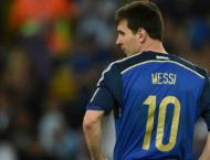 Football: Messi out for three weeks as Atletico hold Barca