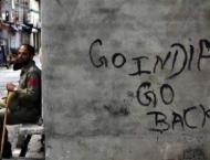 Kashmiri people's uprising proof of their ejection of Indian occu ..