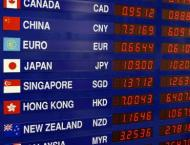 Opening Rates of foreign currencies