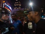 Charlotte under emergency after violence flares anew