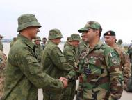 Pakistan-Russian joint military exercises from Saturday