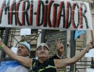 Argentina's top union declares general strike