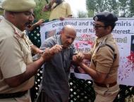 Indian news channels keeping their people in dark: Er Rasheed