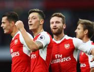 Football: Happy 20th anniversary for Wenger as Arsenal outclass C ..
