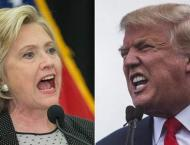 Trump, Hillary in virtual dead heat before Monday's presidential  ..