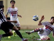 Football: CAF Confederation Cup semi-final result