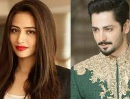 Sana and Danish signed for Yasir Nawaz's next movie