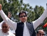 Imran requests govt. not to create hurdles in PTI's protest