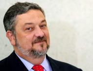 Ex-minister held in Brazil graft probe: prosecutors