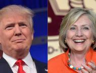 Clinton, Trump neck and neck heading into first debate