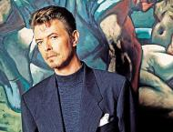 Bowie's art collection goes on view in New York