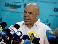 Venezuela opposition calls Oct 12 demo in crisis