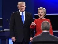 Asian markets cautious amid first presidential debate