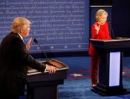 Clinton, Trump clash in fiery first debate