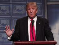 Trump debate sniffles go viral