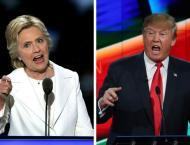 Hillary winner of first presidential debate with Trump: Poll