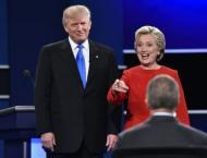 Clinton-fuelled stocks rally slips on oil