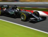 Formula One: Hamilton vows to give everything in title fightback