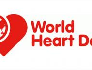 World Heart Day to be observed tomorrow