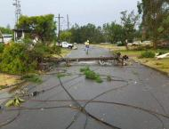 Entire Australian state without power after 'unprecedented' storm ..
