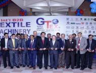 GTex International B2B Textile Machinery Brand Expo opens