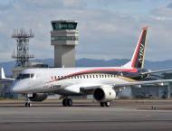 Japan's new passenger plane completes US flight