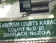 Karachi: 4 banned outfit runners sentenced 38-year imprisonment